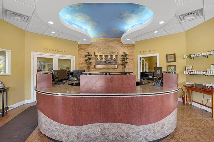 seland-chiropractic-reception-area